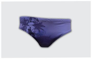 Bañador slip hombre / Men's Brief Swimsuit