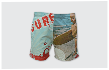 Bañador hombre / Men's Swimming Trunks