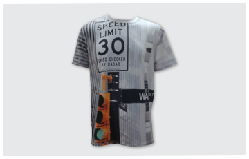 Camiseta manga corta unisex / Short-sleeve T-shirt