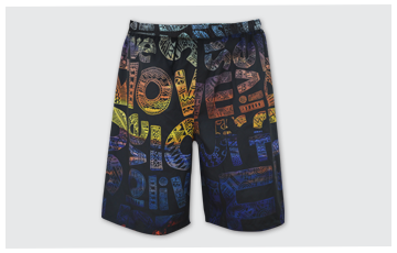 Bañador hombre largo / Men's Long Swimming Trunks