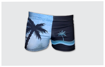 Bañador boxer hombre / Men's Boxer Swimsuit
