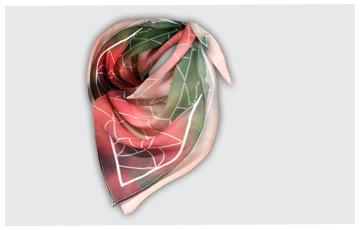 Pañuelo / Square scarf