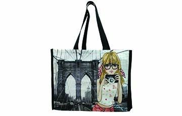 Bolsa de mano 45 cm / Hand Bag 45cm